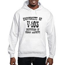 University of V-103 Hoodie