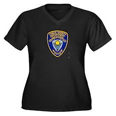 Sunnyvale Public Safety Women's Plus Size V-Neck D