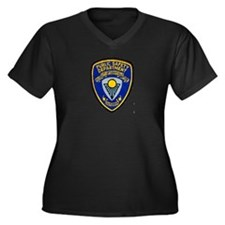 Sunnyvale Public Safety Women's Plus Size V-Neck D