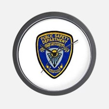Sunnyvale Public Safety Wall Clock