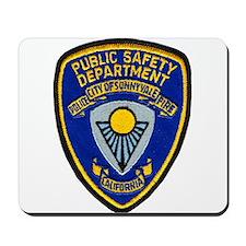 Sunnyvale Public Safety Mousepad