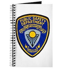 Sunnyvale Public Safety Journal