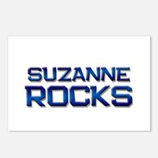 suzanne rocks Postcards (Package of 8)