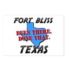 fort bliss texas - been there, done that Postcards