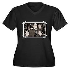 My GirlFriends V-Neck Shirt