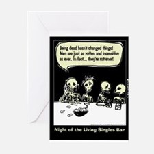 Kingfeatures Greeting Cards (Pk of 20)