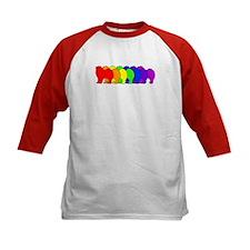 Rainbow Samoyed Tee