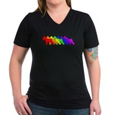 Rainbow Schnauzer Shirt