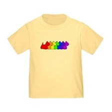 Rainbow Scottie T