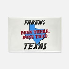 fabens texas - been there, done that Rectangle Mag