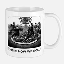 This Is How We Roll Mug