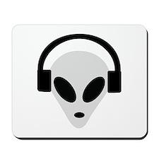 DJ Alien Mousepad
