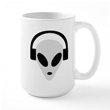 DJ Alien Mug