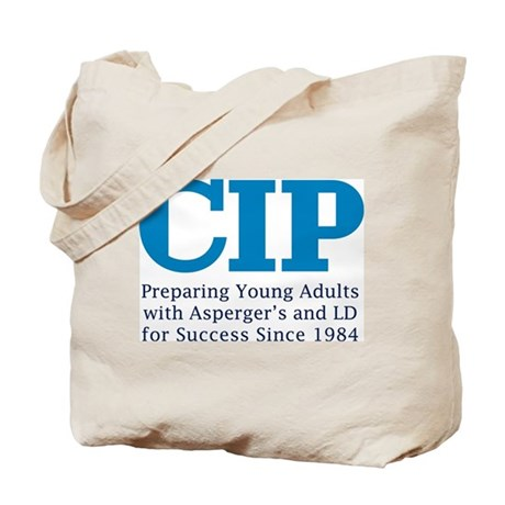 SEDF/CIP Double-Sided Tote Bag