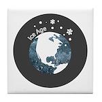 Ice Age Tile Coaster