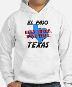 el paso texas - been there, done that Hoodie