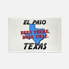 el paso texas - been there, done that Rectangle Ma