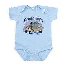 GRANDMA'S LIL' CAMPER! Infant Bodysuit
