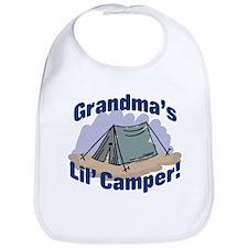 GRANDMA'S LIL' CAMPER! Bib