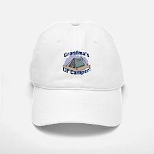 GRANDMA'S LIL' CAMPER! Baseball Baseball Cap