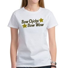 Bow Chicka Bow Wow Tee
