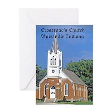 Crossroad's Lutheran Church Greeting Card