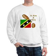 St. Kitts & Nevis Sweatshirt