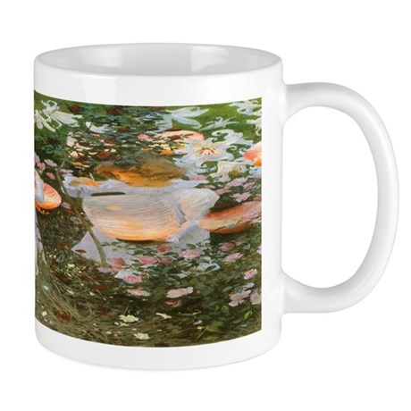 Carnation, Lily, Lily, Rose by Sargent Mug