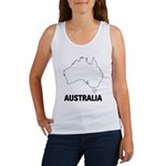 Australia Women's Tank Top