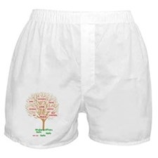 Fruit of the SPIRIT - Boxer Shorts