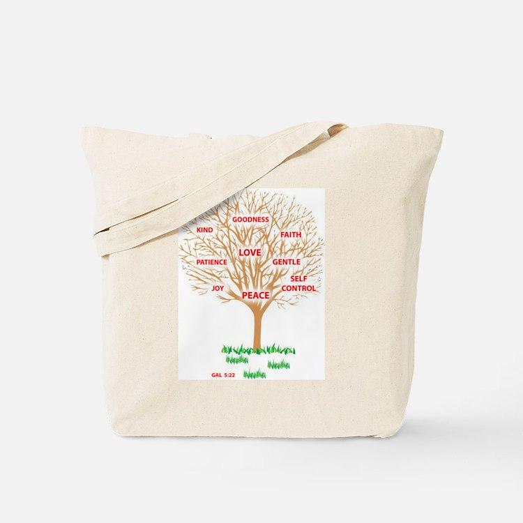Fruit of the SPIRIT - Tote Bag