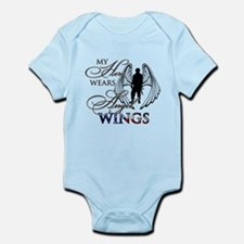 2-MyHeroWearsAngelWings Body Suit