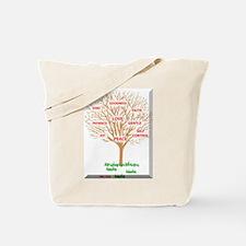 Cute Jesus designs Tote Bag