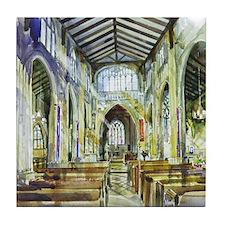 The Church Triumphant Tile Coaster