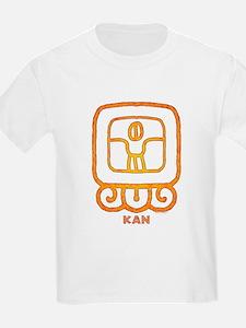 "Mayan Calendar Day ""KAN"" T-Shirt"