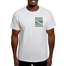 Scuba Dive Aruba T-Shirt