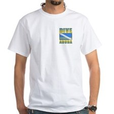 Two Sides Printed Dive Aruba Shirt
