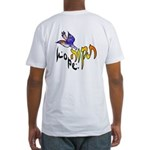 Tikvah: Hope Fitted T-Shirt