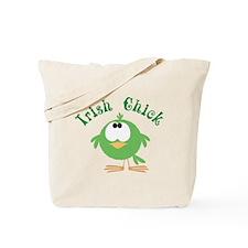 Irish Chick Tote Bag