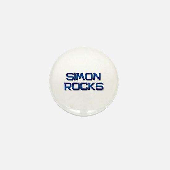 simon rocks Mini Button