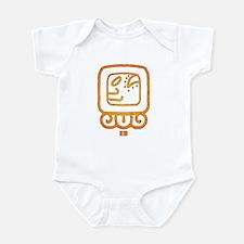 """Mayan Calendar Day """"EB"""" Infant Bodysuit"""