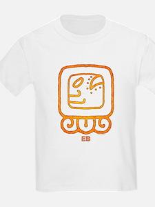 """Mayan Calendar Day """"EB"""" T-Shirt"""