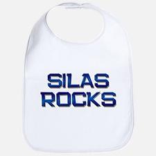 silas rocks Bib