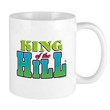 King of the Hill Small Mug