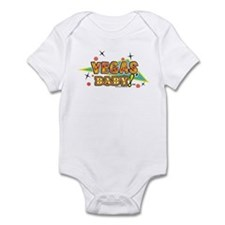 Vegas Baby! Infant Bodysuit