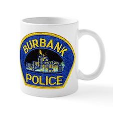 Burbank Police Mug