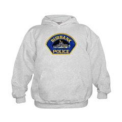 Burbank Police Hoodie
