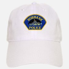 Burbank Police Baseball Baseball Cap