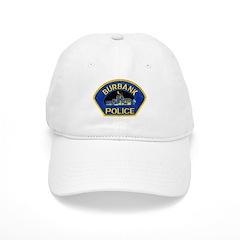 Burbank Police Baseball Cap