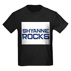 shyanne rocks T